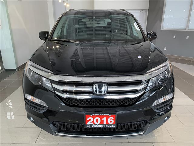 2016 Honda Pilot Touring (Stk: 16072A) in North York - Image 2 of 14