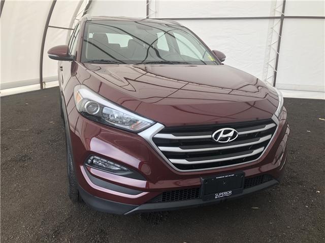 2018 Hyundai Tucson Premium 2.0L (Stk: 16040A) in Thunder Bay - Image 1 of 18