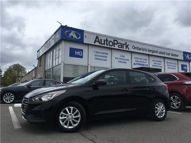 2019 Hyundai Accent Preferred (Stk: 19-54957) in Brampton - Image 1 of 24