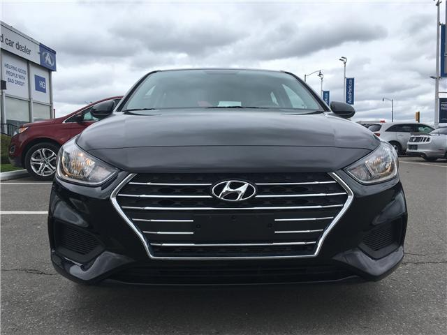 2019 Hyundai Accent Preferred (Stk: 19-54957) in Brampton - Image 2 of 24
