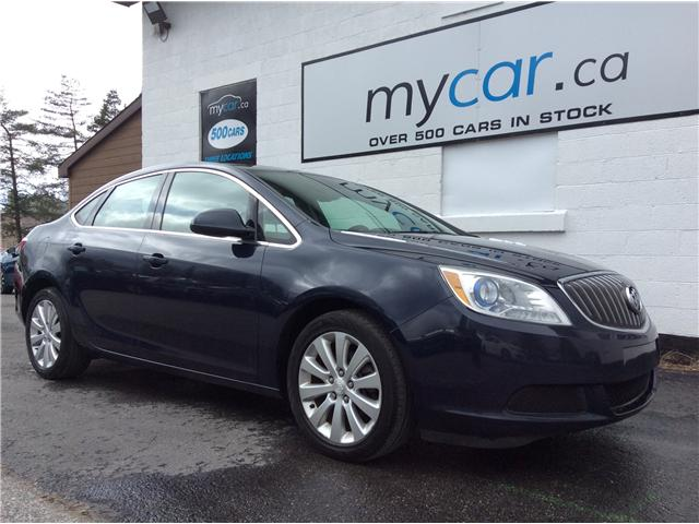 2015 Buick Verano Base (Stk: 190565) in Richmond - Image 1 of 21