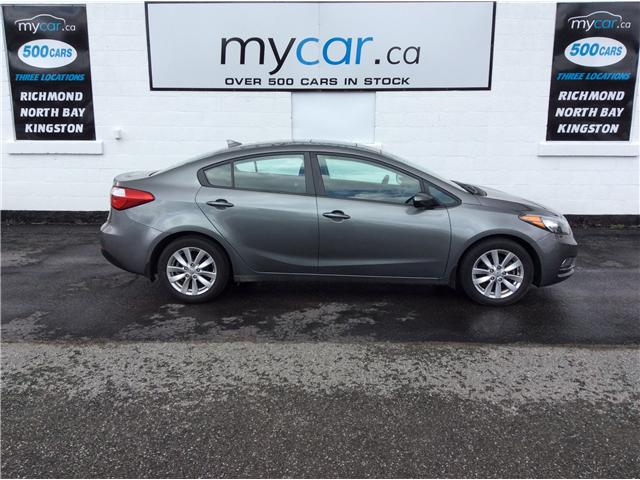 2015 Kia Forte 1.8L LX+ (Stk: 190503) in North Bay - Image 2 of 21