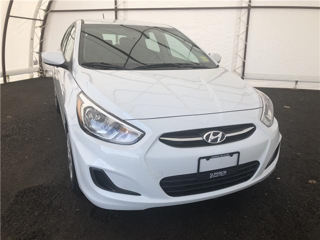 2017 Hyundai Accent GL (Stk: 15293D) in Thunder Bay - Image 1 of 17