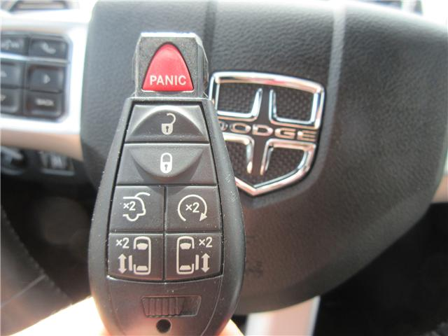 2019 Dodge Grand Caravan GT (Stk: 8992) in Okotoks - Image 8 of 25