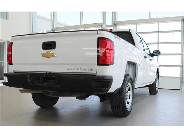2018 Chevrolet Silverado 1500 WT (Stk: V7135) in Saskatoon - Image 6 of 7