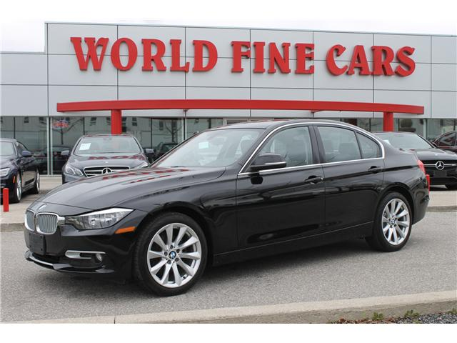 2014 BMW 320i xDrive (Stk: 16791) in Toronto - Image 1 of 24