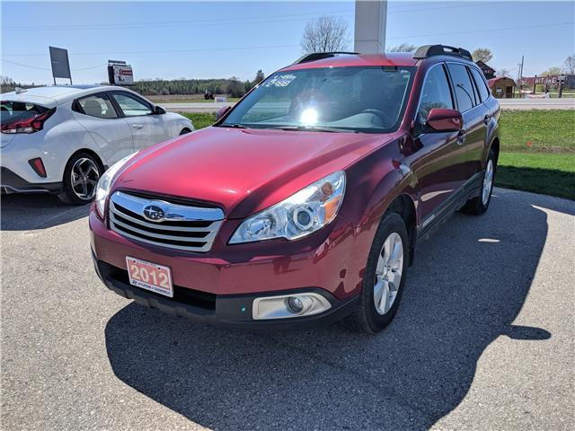 2012 Subaru Outback 2.5i Convenience Package (Stk: 90118A) in Goderich - Image 2 of 14