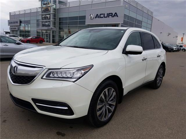 2014 Acura MDX Technology Package (Stk: 49069A) in Saskatoon - Image 1 of 29