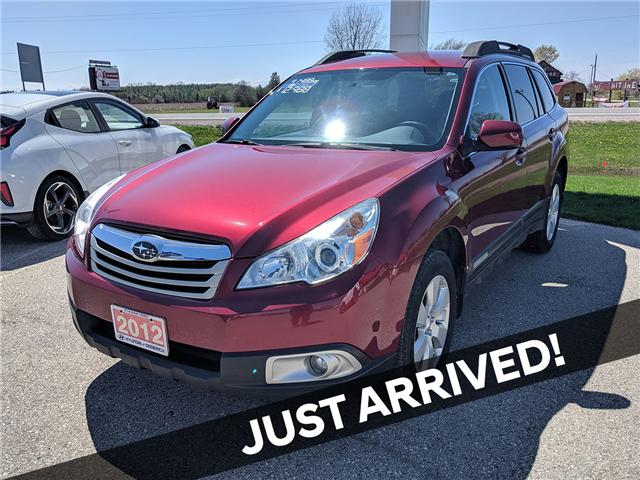 2012 Subaru Outback 2.5i Convenience Package (Stk: 90118A) in Goderich - Image 1 of 14
