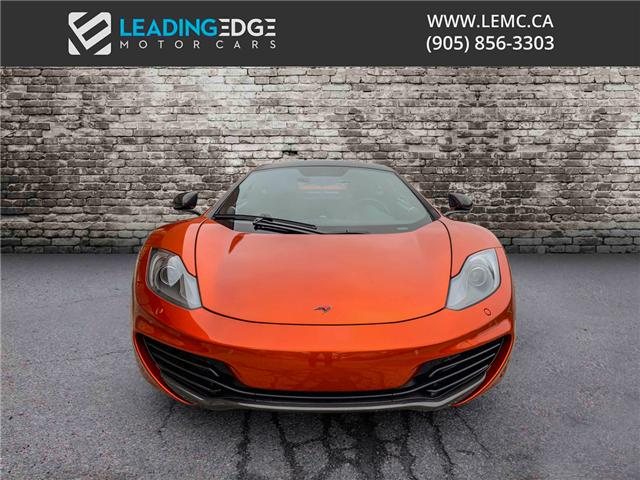 2012 McLaren MP4-12C  (Stk: 13864) in Woodbridge - Image 2 of 14