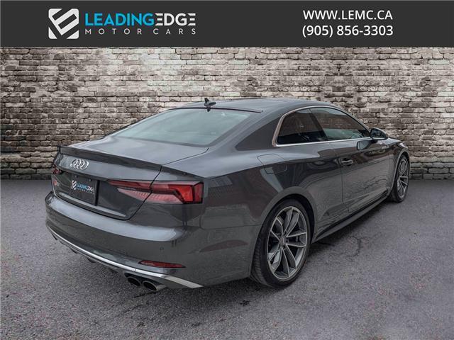 2018 Audi S5 3.0T Technik (Stk: 13861) in Woodbridge - Image 6 of 24