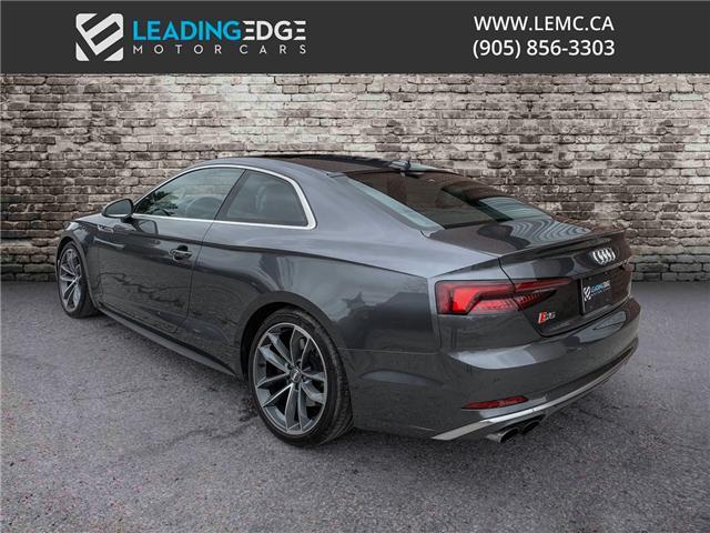 2018 Audi S5 3.0T Technik (Stk: 13861) in Woodbridge - Image 11 of 24