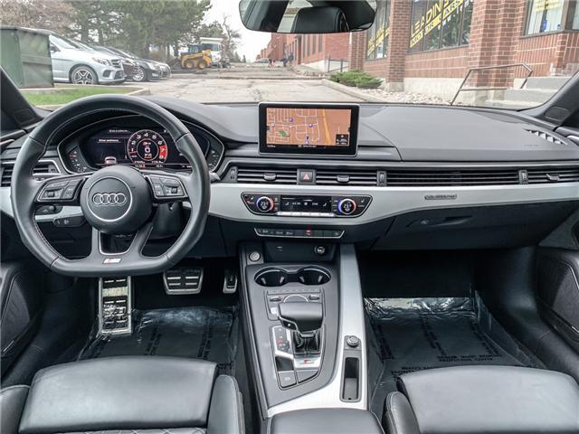 2018 Audi S5 3.0T Technik (Stk: 13861) in Woodbridge - Image 13 of 24