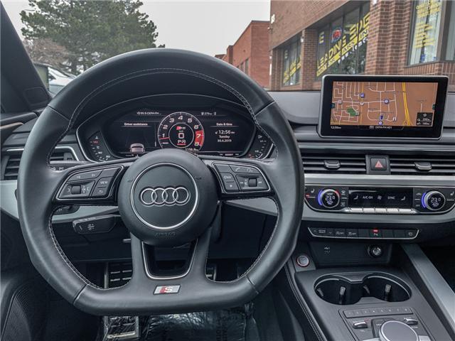 2018 Audi S5 3.0T Technik (Stk: 13861) in Woodbridge - Image 14 of 24