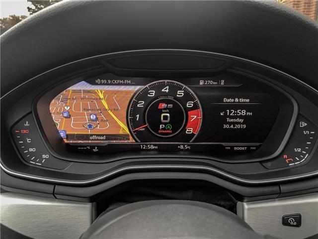 2018 Audi S5 3.0T Technik (Stk: 13861) in Woodbridge - Image 15 of 24