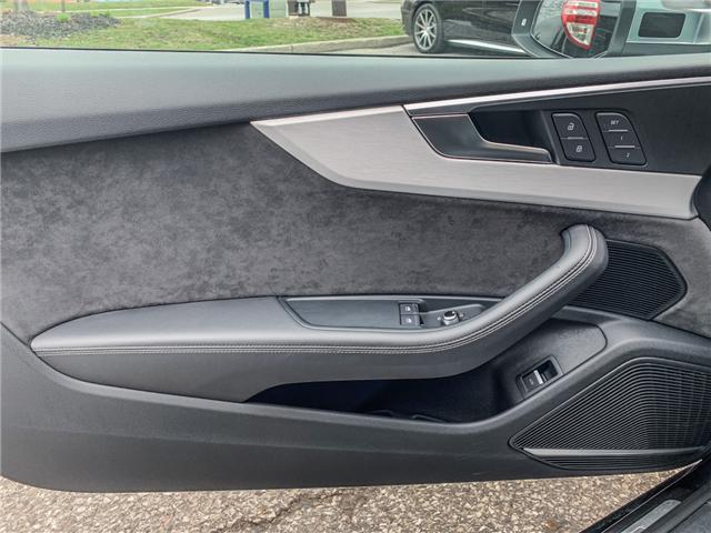 2018 Audi S5 3.0T Technik (Stk: 13861) in Woodbridge - Image 24 of 24