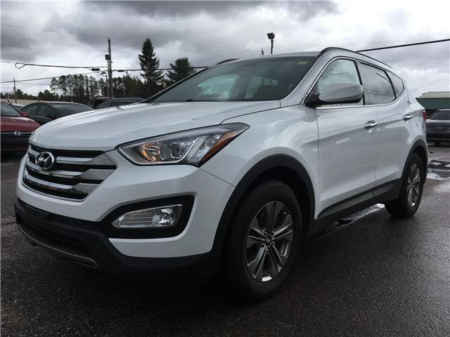 2016 Hyundai Santa Fe Sport 2.4 Base (Stk: 19078A) in Pembroke - Image 1 of 23
