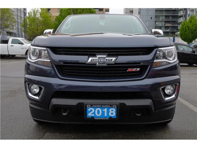 2018 Chevrolet Colorado Z71 (Stk: 7907A) in Victoria - Image 2 of 19
