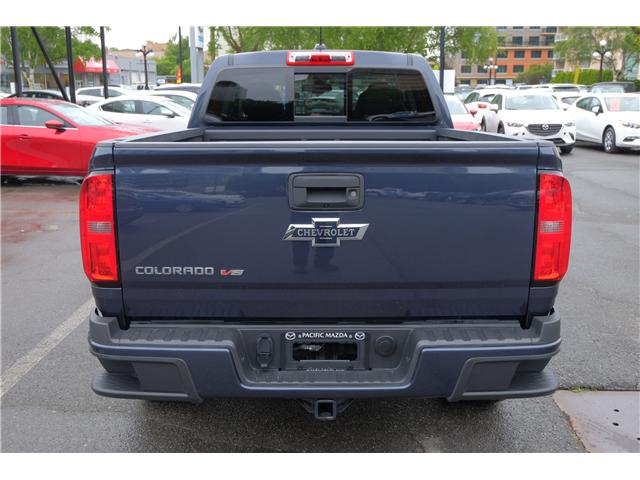 2018 Chevrolet Colorado Z71 (Stk: 7907A) in Victoria - Image 6 of 19