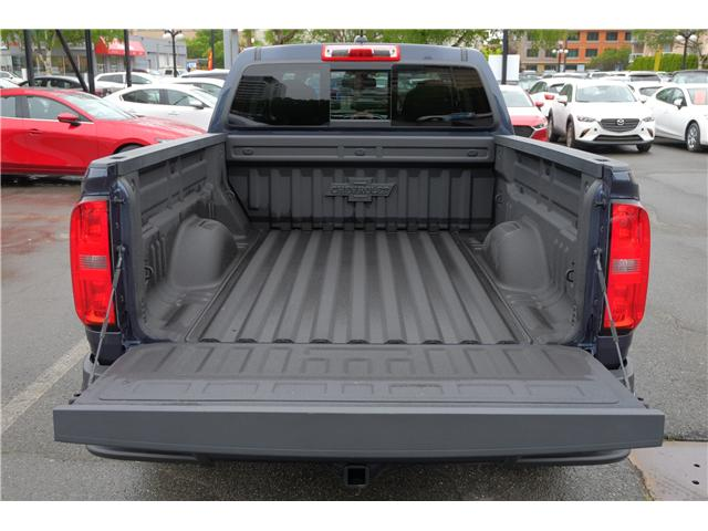 2018 Chevrolet Colorado Z71 (Stk: 7907A) in Victoria - Image 7 of 19