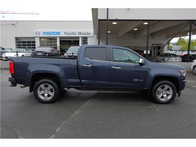 2018 Chevrolet Colorado Z71 (Stk: 7907A) in Victoria - Image 9 of 19