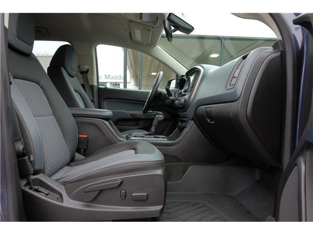 2018 Chevrolet Colorado Z71 (Stk: 7907A) in Victoria - Image 16 of 19