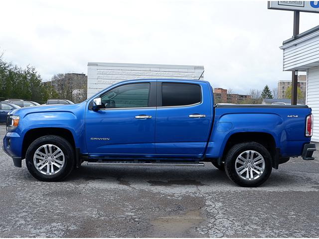2018 GMC Canyon SLT (Stk: 19546A) in Peterborough - Image 2 of 16