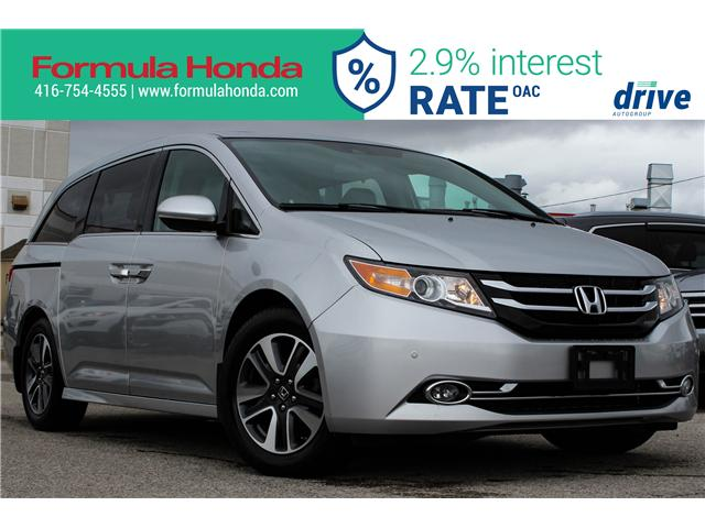 2015 Honda Odyssey Touring (Stk: B11174) in Scarborough - Image 1 of 30
