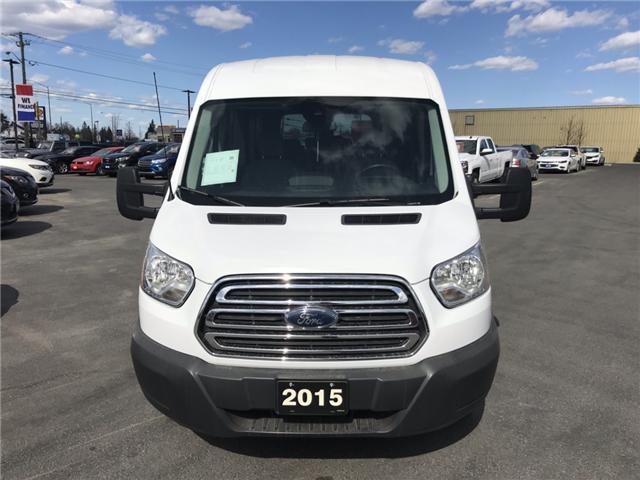 2015 Ford Transit-350 XLT (Stk: 19199) in Sudbury - Image 2 of 13