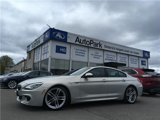2016 BMW 640i xDrive Gran Coupe (Stk: 16-65937) in Brampton - Image 1 of 30