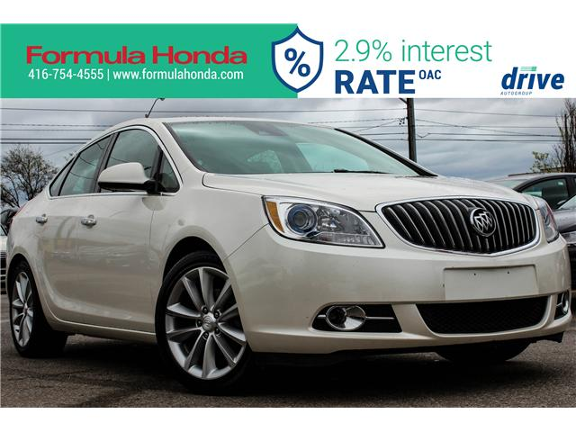 2015 Buick Verano Leather (Stk: B11077) in Scarborough - Image 1 of 25