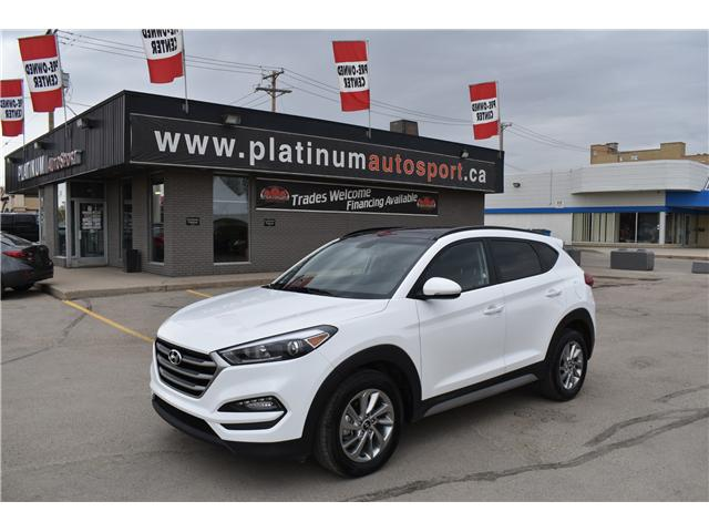 2018 Hyundai Tucson Premium 2.0L (Stk: PP445) in Saskatoon - Image 1 of 24