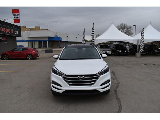 2018 Hyundai Tucson Premium 2.0L (Stk: PP445) in Saskatoon - Image 2 of 24