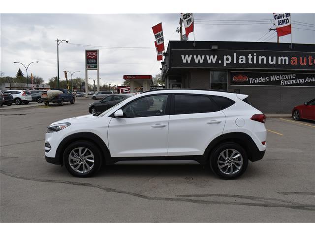 2018 Hyundai Tucson Premium 2.0L (Stk: PP445) in Saskatoon - Image 8 of 24
