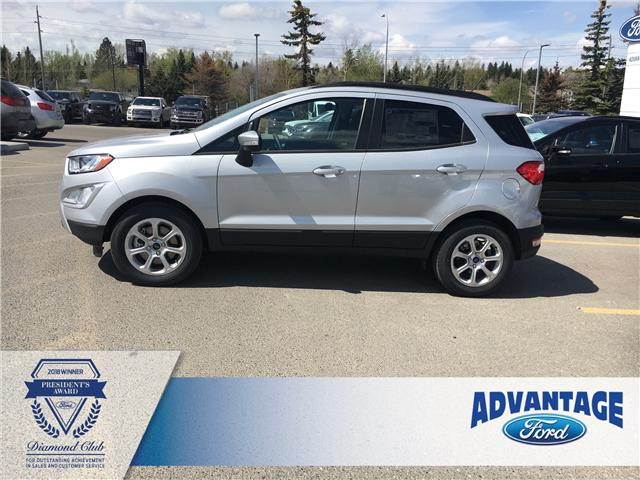 2018 Ford EcoSport SE (Stk: J-1929) in Calgary - Image 2 of 6