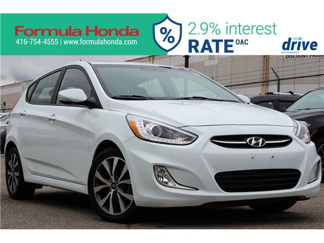 2015 Hyundai Accent GLS (Stk: B11150) in Scarborough - Image 1 of 26