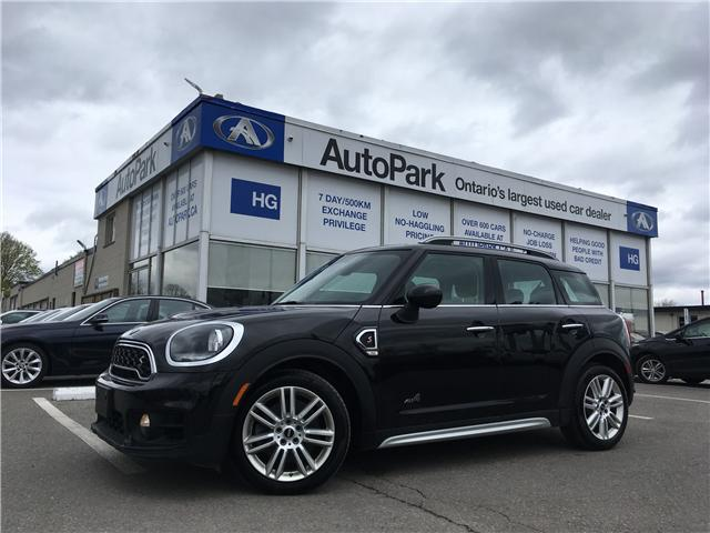 2018 MINI Countryman Cooper S (Stk: 18-59402) in Brampton - Image 1 of 28