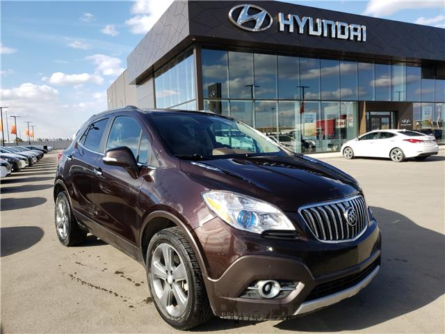 2014 Buick Encore Leather (Stk: H2364B) in Saskatoon - Image 1 of 12