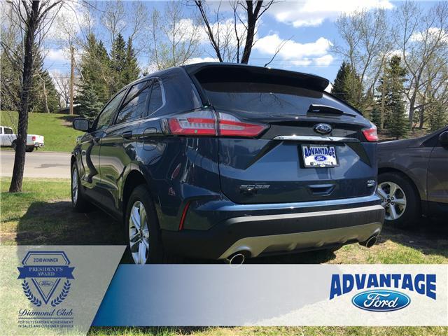 2019 Ford Edge SEL (Stk: K-503) in Calgary - Image 3 of 5