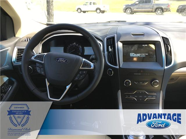 2019 Ford Edge SEL (Stk: K-503) in Calgary - Image 4 of 5