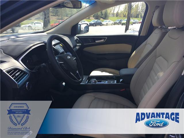 2019 Ford Edge SEL (Stk: K-503) in Calgary - Image 5 of 5