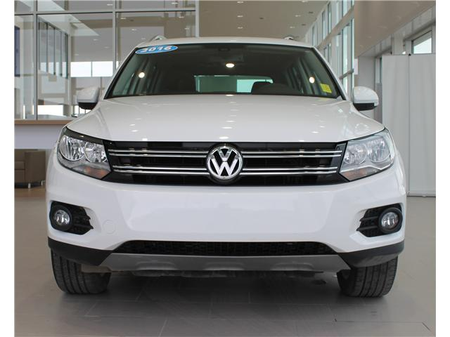2016 Volkswagen Tiguan Highline (Stk: V7161A) in Saskatoon - Image 2 of 7