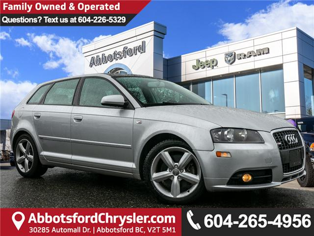 2008 Audi A3 2.0T (Stk: K583430A) in Abbotsford - Image 1 of 22