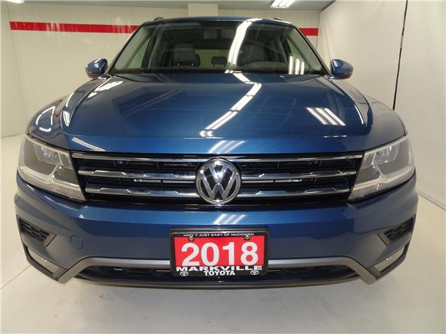 2018 Volkswagen Tiguan Trendline (Stk: 36209U) in Markham - Image 2 of 22