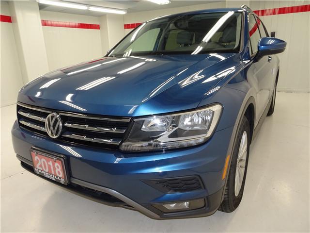 2018 Volkswagen Tiguan Trendline (Stk: 36209U) in Markham - Image 3 of 22