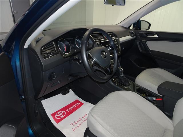 2018 Volkswagen Tiguan Trendline (Stk: 36209U) in Markham - Image 9 of 22
