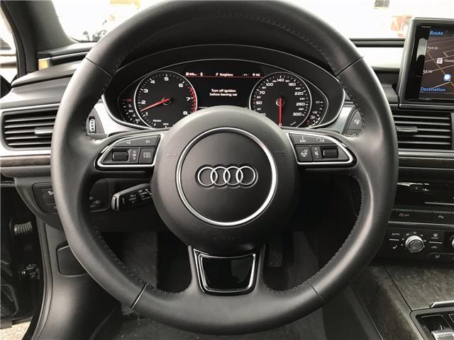 2018 Audi A6 3.0T Progressiv (Stk: 28114A) in Markham - Image 11 of 20