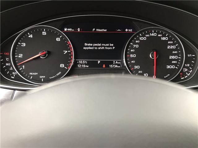 2018 Audi A6 3.0T Progressiv (Stk: 28114A) in Markham - Image 12 of 20