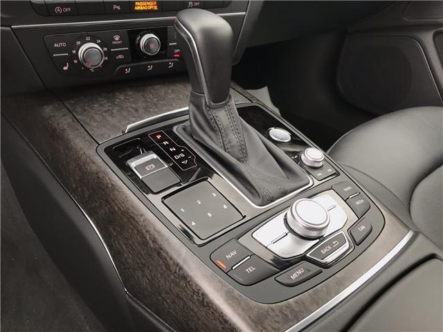 2018 Audi A6 3.0T Progressiv (Stk: 28114A) in Markham - Image 14 of 20