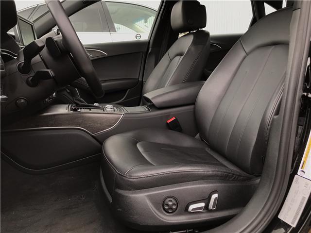 2018 Audi A6 3.0T Progressiv (Stk: 28114A) in Markham - Image 19 of 20